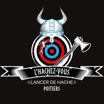 L'Hachez-Vous - LancerDeHachePoitiers