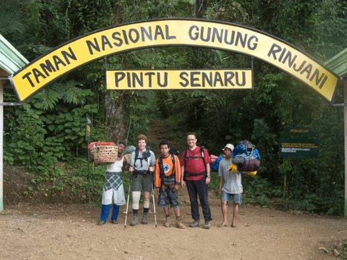 Rinjani Trekking Club Senaru