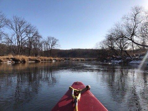 Marsh & River