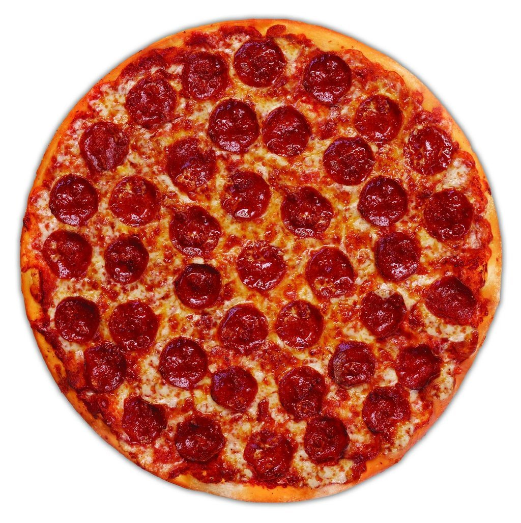 DD Pepperoni Pizza