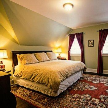 Junior Suite King Bed. Room 16