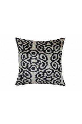 Les Harems silk velvet pillow 50x50