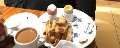 my dippy egg and soldiers