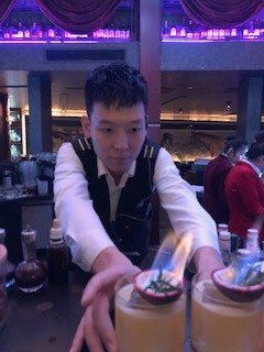 Everywhere in China, we came across the most talented bartenders making the most lavish, beautiful drinks for dirt cheap!