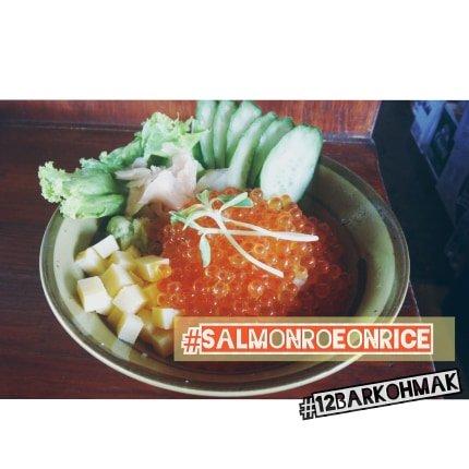 Salmon roe lover !!