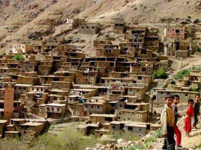 Imlil & Atlas Mountains Day Trips