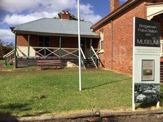 Bridgetown Police Station Museum