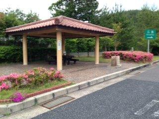 Kanagi Parking Area Inbound