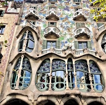 Casa Batlló 798