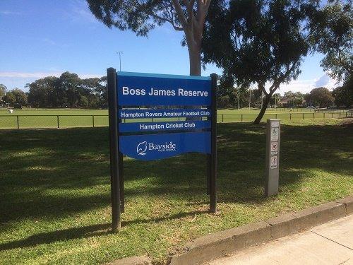 Boss James Reserve