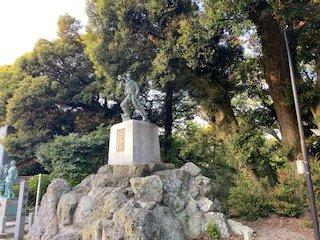 Statue of Kohei Kiguchi