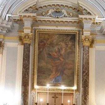 Chiesa di San Giacomo alla Lungara