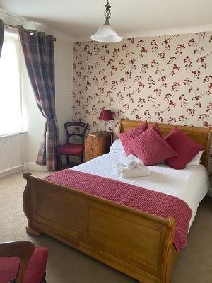 Standard Hotel Bedroom