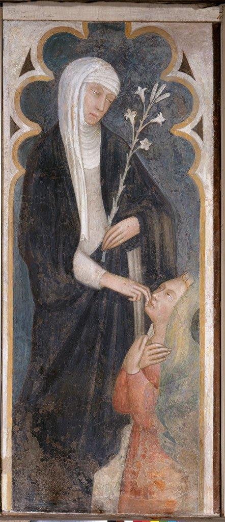 Ritratto di Santa Caterina da Siena