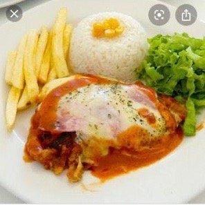 Venha saborear essa delícia!  Restaurante café Oratório unidades Lourdes e Buritis.  Peça pelo delivery (31)3222-5408 ou (31) 2528-0945 ou pelo Ifood e 99food.