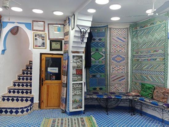 Dar Moulay Idriss Berbère Carpete