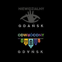 👁🗨 Niewidzialny Gdańsk – wejście w świat osób niewidomych i odkrycie rzeczywistości za pomocą wszystkich zmysłów oprócz wzroku.   🙃 Odwrócony Gdańsk – szalona podróż do świata, w którym wszystko stanęło do góry nogami!