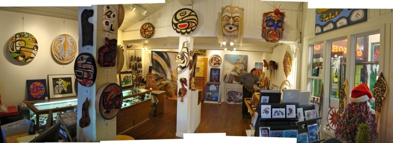 Eagle Feather Gallery
