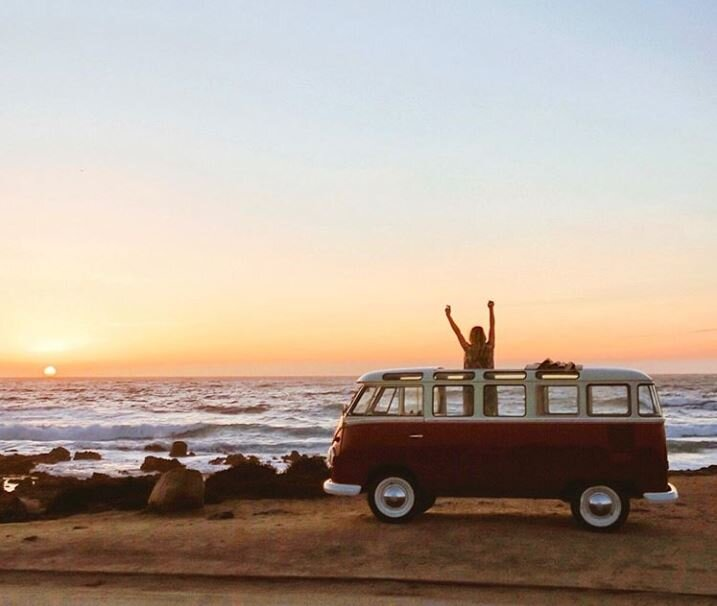 Monterey Touring Vehicles