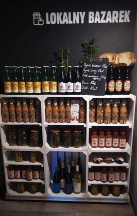 Lokalne i regionalne produkty na wyciągnięcie ręki:)