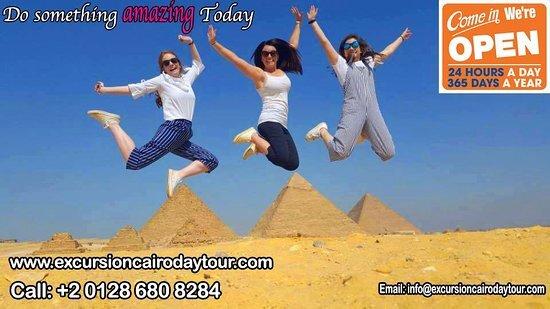 Excursion Cairo Day Tour