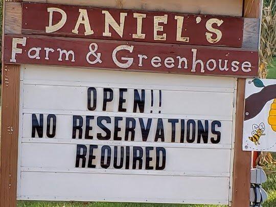 Daniels Farm & Greenhouse