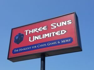 Three Suns Unlimited