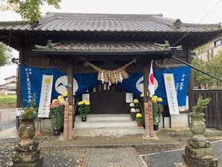 Sakamoto Hachiman Shrine