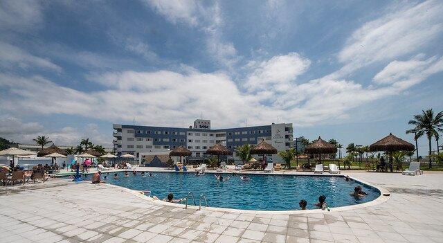 Sesc Caioba -  Tourism and Leisure Center