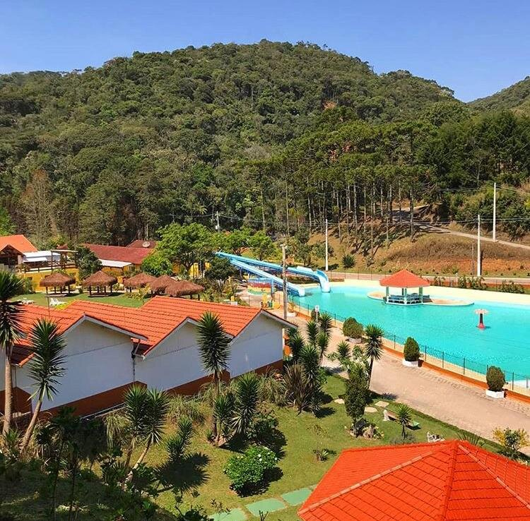 Hotel Harmonia de Santo Antônio do Pinhal