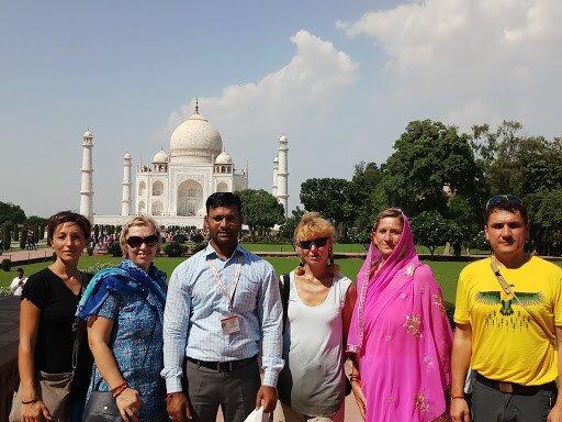 Incredible Tajmahal Tour