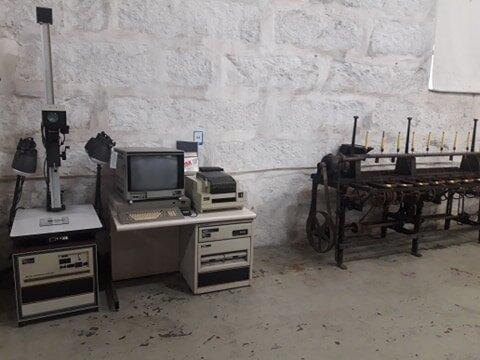 Museu Da Industria Textil Da Bacia Do Ave