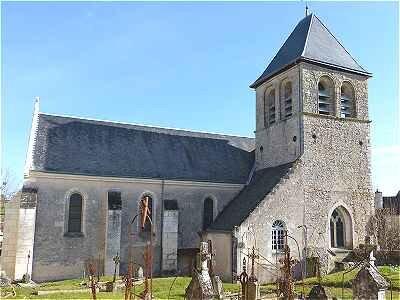 Eglise Saint Vincent du Liget