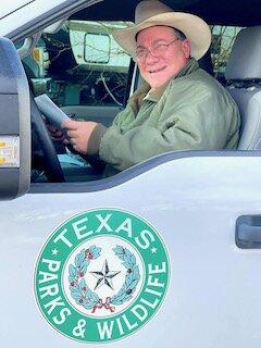 Friendly Park Ranger!