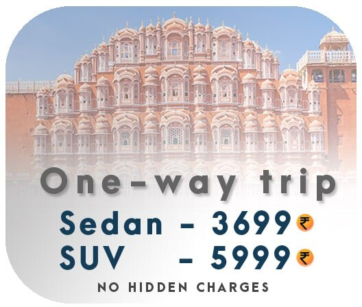 Taxi Service in Jaipur as a Jaipur Local Sightseeing Taxi and Outstation Cabs in Jaipur