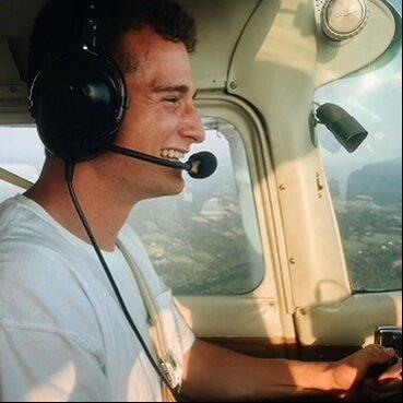 One of Apollo Aviation's CFI's