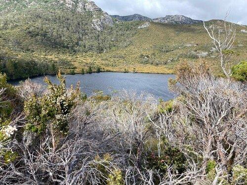 Lake Lilla Track