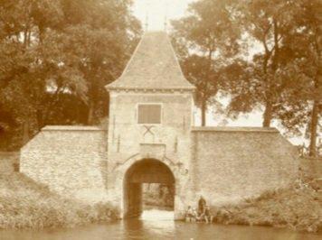 Waterpoort De Boerenboom (1593)