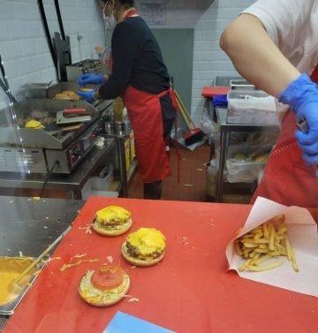 本區推薦漢堡