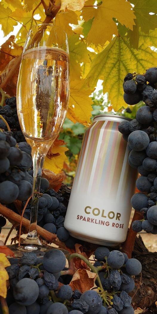 Color & Grapes