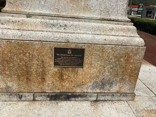 Camperdown War Memorial