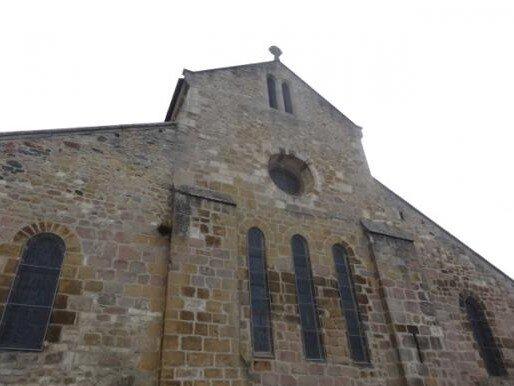 Eglise Saint Paxent De Cluis