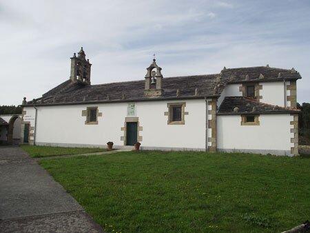Igrexa Parroquial de Santo Estevo