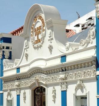 Casa de Cultura Jaime Lobo e Silva