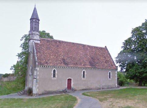 Chapelle Notre Dame De La Trinité De Cluis