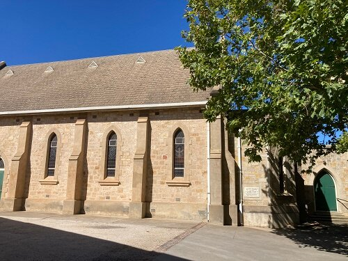 St Paul's Lutheran Church Tanunda