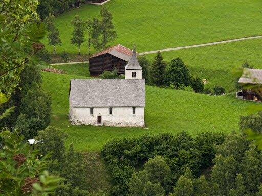 Kapelle St. Agatha - Sontga Gada