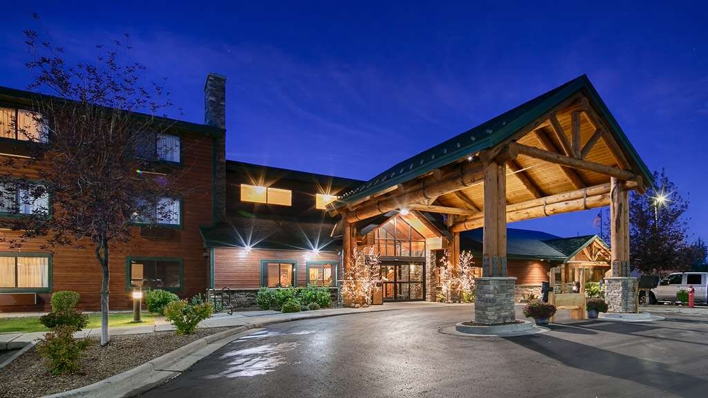 Best Western Plus Mccall Lodge & Suites
