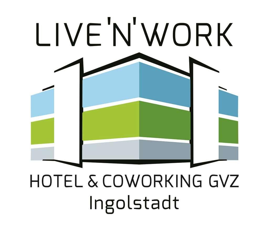 Live-n-Work Hotel & Coworking GVZ Ingolstadt