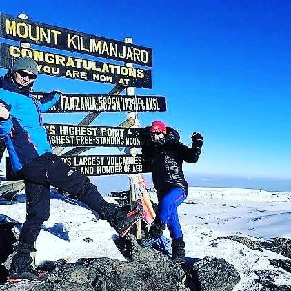 Kilimanjaro Simon Adv Travel
